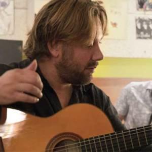 Pascal Binnenweg gitaar docent