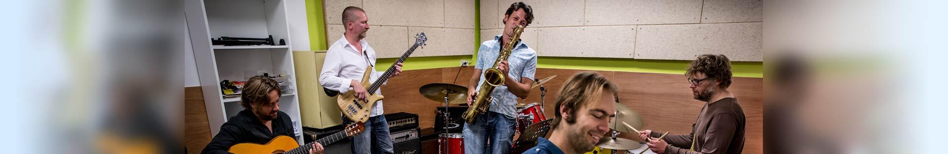leraren optreden lokaal muziekles groningen